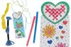 Marque-pages à broder et colorier - Set de 6 motifs - Marque-page – 10doigts.fr