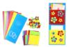 Porte-courriers fleuris - Set de 6 - Range-courriers et autres – 10doigts.fr