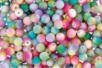 Shamballas... avec des perles en verre arc en ciel - Bijoux Shamballas – 10doigts.fr