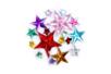 Strass étoiles - 200 strass - Strass – 10doigts.fr