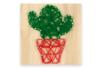 String Art - Kit Cactus - String Art – 10doigts.fr