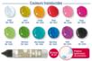 Stylos peinture 3D couleurs translucides - Couleurs au choix - Stylos peinture 3D - 10doigts.fr