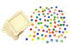 Kit Dessous de verre en mosaïques - Lot de 6 - Mosaïques verre – 10doigts.fr