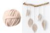 Coton cablé Ø 2,5 mm - Couleur naturelle écrue - Rubans et cordons – 10doigts.fr