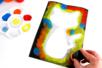Tampons mousse peinture - Lot de 12 - Eponges – 10doigts.fr