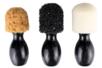 Tampons fantaisie avec manche en bois - Set de 3 - Eponges - 10doigts.fr