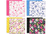 Coupons de tissu en coton (43 x 53 cm) - Imprimés au choix - Coupons de tissus – 10doigts.fr