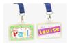 Tours de cou à personnaliser - Lot de 6 - Objets pratiques du quotidien – 10doigts.fr