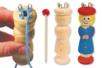 Créations avec des tricotins manuel ou automatique - Laine, pompons – 10doigts.fr