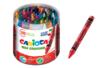 Crayons cire Carioca - Set de 100 - Crayons cire - 10doigts.fr