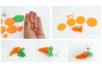 """Suspension """"lapin-carotte"""" - Kits activités de Pâques – 10doigts.fr"""