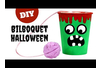 Bilboquet avec un gobelet - Halloween – 10doigts.fr