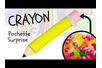 Crayon pochette surprise - Activités enfantines – 10doigts.fr