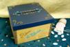 Urne carrée en carton blanc - Boîtes en carton – 10doigts.fr