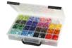 Valise activité mosaiques - 460 mosaiques - Mosaïques résine acrylique – 10doigts.fr