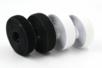 Bandes de velcro adhésif blanc ou noir - Velcro , scratch – 10doigts.fr