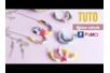 FIMO : Kit de 10 couleurs classiques + CADEAU - Fimo Soft – 10doigts.fr