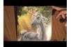 Broderie diamant Tigre - Carte 18 x 18 cm - Broderie Diamant – 10doigts.fr
