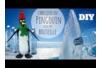 Fabriquer un pingouin avec une bouteille d'eau - Animaux – 10doigts.fr