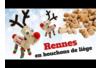 Rennes en bouchons de liège - Noël – 10doigts.fr
