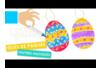 Œufs de Pâques avec des feutres magiques - Tutos Pâques – 10doigts.fr