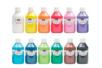 Acryl Opak 250 ml - set des 12 couleurs - Acryliques scolaire 31100 - 10doigts.fr