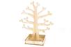 Arbre porte bijoux poétique en bois à monter  - Rangements - 10doigts.fr