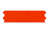 Ruban en satin rouge (largeur 6 mm) - 20 m - Rubans et ficelles 19246 - 10doigts.fr