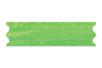 Ruban en satin vert (largeur 6 mm) - 20 m - Rubans et ficelles 19244 - 10doigts.fr