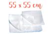 Carré en soie 55 x 55 cm - Soie - 10doigts.fr