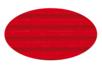 Carton ondulé 50 x 70 cm rouge - 1 rouleau - Carton ondulé 08365 - 10doigts.fr