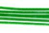 Chenilles vert clair - Lot de 50 - Chenilles, cure-pipe 35131 - 10doigts.fr