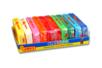 Coffret de 10 pains de 50 gr de pâtes à modeler JOVI, 10 couleurs classiques assorties - Pâtes à modeler non durcissantes à l'air  09069 - 10doigts.fr