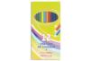 Crayons de couleur - 12 crayons - Crayons de couleurs - 10doigts.fr
