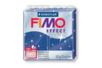 Fimo Effect 57 gr - Bleu pailleté - N° 302 - Fimo Effect 05829 - 10doigts.fr