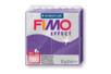 Fimo Effect 57 gr - Lilas pailleté - N° 602 - Fimo Effect 05833 - 10doigts.fr