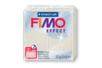 Fimo Effect 57 gr - Blanc métallisé - N° 08  - Fimo Effect 02232 - 10doigts.fr