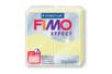 Fimo Effect 57 gr - Jaune pastel - N°105 - Fimo Effect 16390 - 10doigts.fr