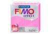 Fimo néon 57 gr - Rose - Fimo Effect 40137 - 10doigts.fr