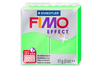 Fimo néon 57 gr - Vert - Fimo Effect 40140 - 10doigts.fr