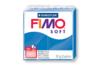 Fimo Soft 57 gr - Bleu pacifique - N° 37 - Fimo Soft 02465 - 10doigts.fr