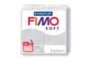 Fimo Soft 57 gr - Gris - N° 80 - Fimo Soft 02237 - 10doigts.fr
