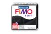 Fimo Soft 57 gr - Noir - N° 9 - Fimo Soft 05819 - 10doigts.fr