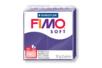 Fimo Soft 57 gr - Prune - N° 63 - Fimo Soft 05812 - 10doigts.fr