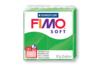 Fimo Soft 57 gr - Vert tropique - N° 53 - Fimo Soft 05809 - 10doigts.fr