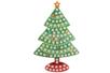 Suspension Sapin avec mosaïques - Activités de Noël en kit 27901 - 10doigts.fr