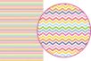Magic Paper Chevrons - Washi paper / Magic paper - 10doigts.fr