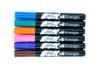 Marqueurs peinture - Set de 6 couleurs complémentaires - Feutres Marqueurs Dessin - 10doigts.fr