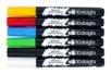 Marqueurs peinture - Set de 6 couleurs de base - Marqueurs peintures - 10doigts.fr