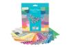 Origami Paper Geometric, 20 x 20 cm, 60F, 70g - Papiers Origami - 10doigts.fr